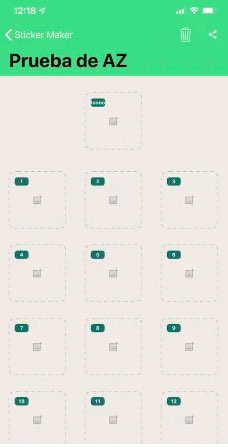 كيفية عمل ملصقات واتساب للايفون