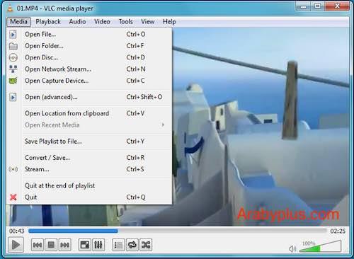 تحميل برنامج vlc 32 للكمبيوتر
